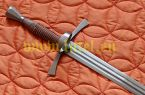 Hand-and-a-half sword 15009