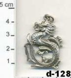 Dragon pendant ID:MAd128